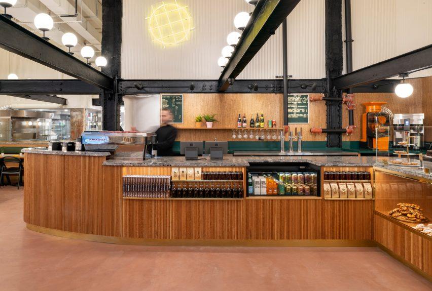 Bourke Street Bakery by GRT Architects