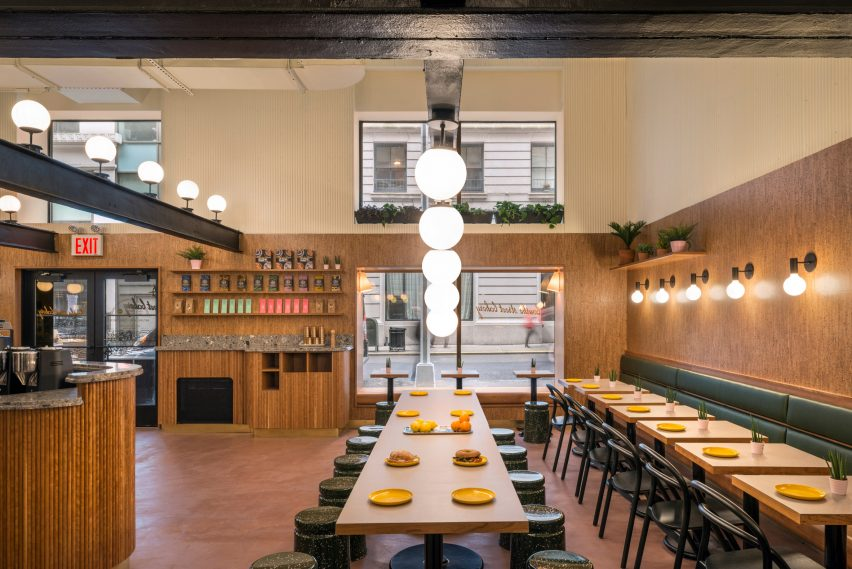 Bourke Street Bakery by GRT Architects