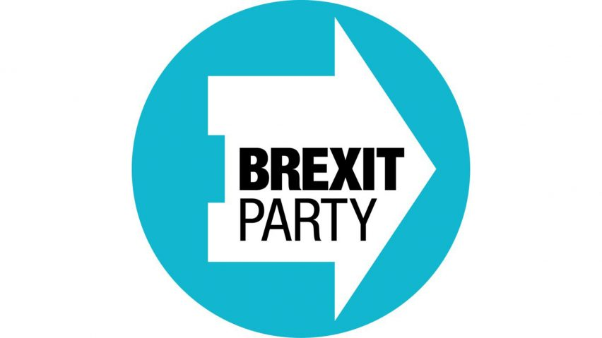 Brexit Party logo