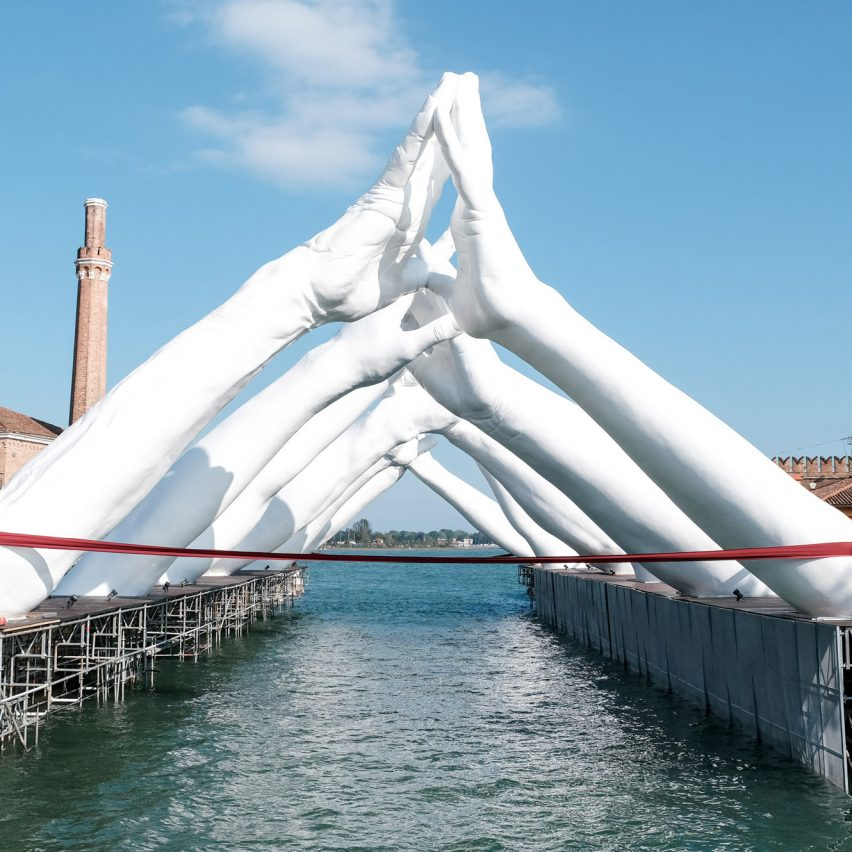 This Week on Dezeen, Venice Biennale