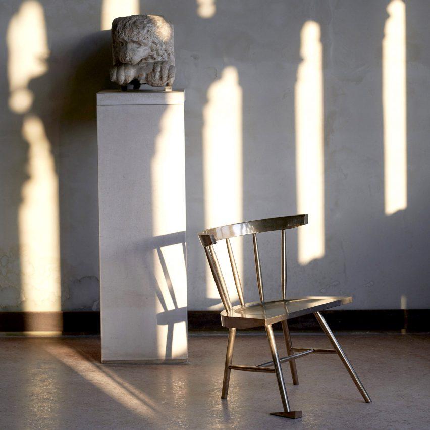 Virgil Abloh Carpenters Workshop Gallery Dysfunctional exhibition Venice