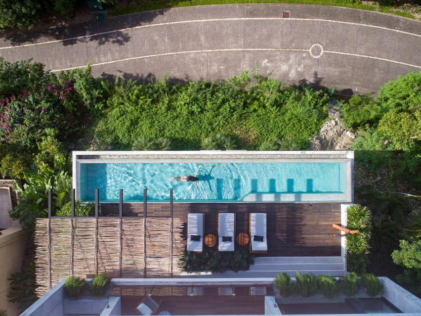 Casa Z by Zozaya Arquitectos in Mexivo