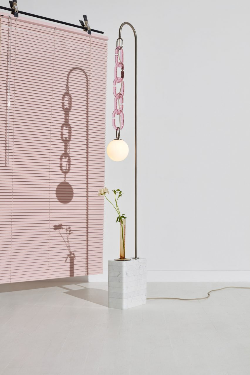Cerine lighting collection by Trueing
