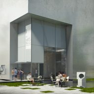 CIFI Building by Stephen Holl