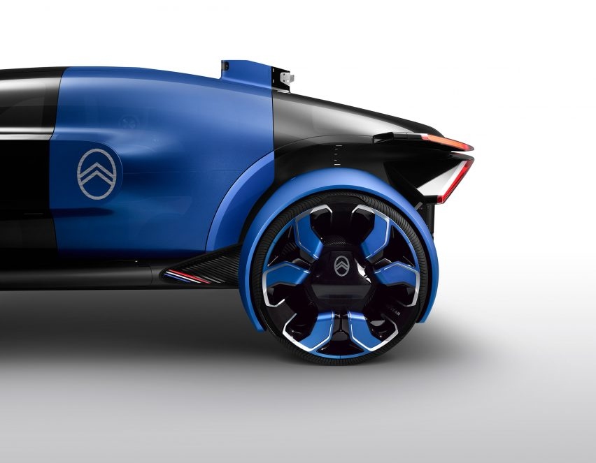 "Citroën's 19_19 concept car takes passengers on a ""magic carpet ride"""