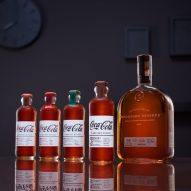 Coca-Cola spirit mixers come in the brand's original bottles