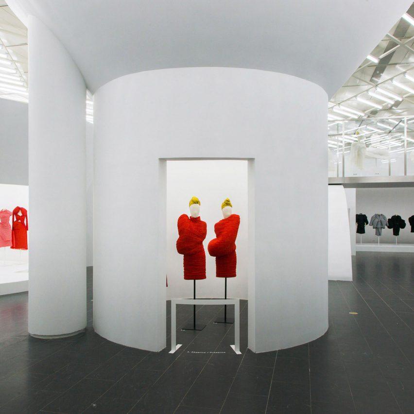 Comme des Garçons exhibition at The MET