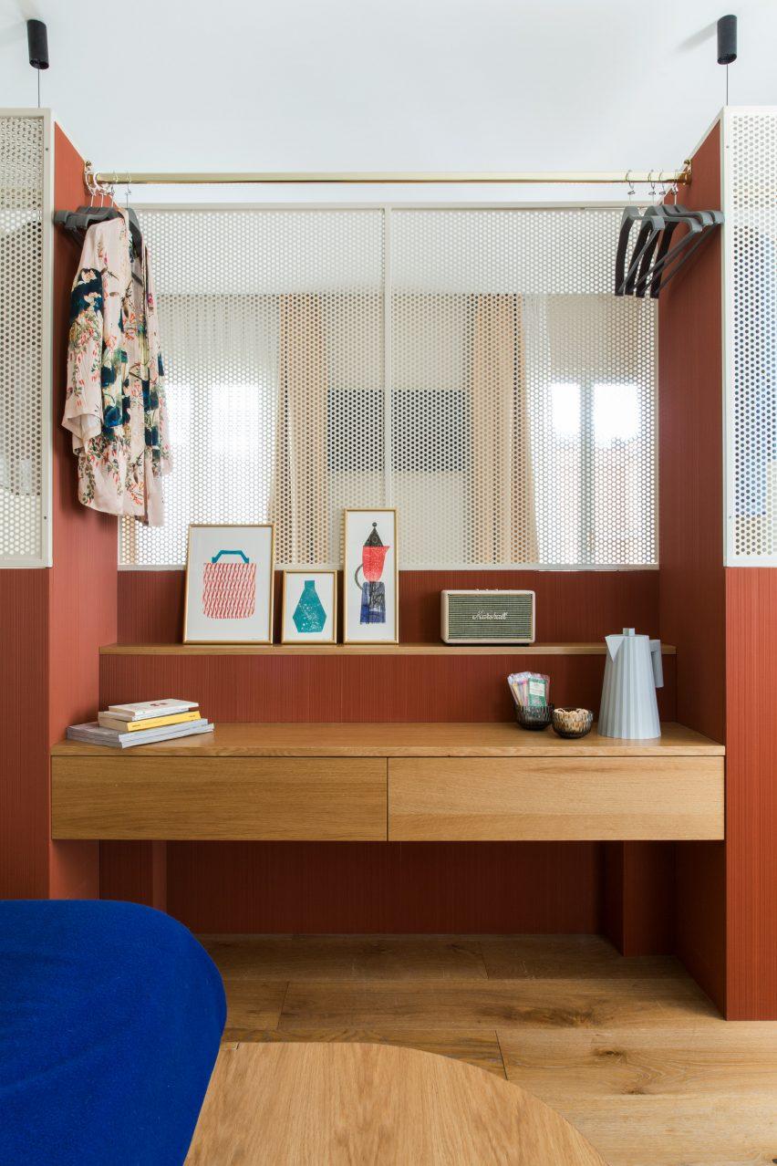 Condominio Monti by Studio Tamat and Sabina Guidotti