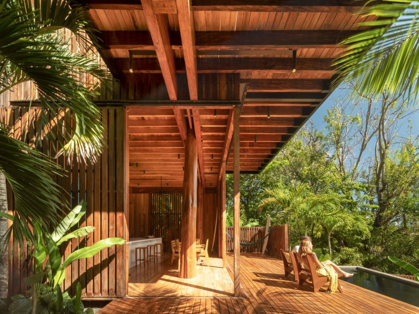 Costa Rica Treehouse by Tom Kundig