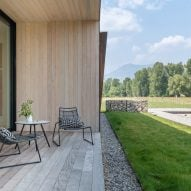 Dogtrot Residence in Jackson Hole, Wyoming by Carney Logan Burke