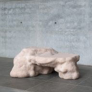 Dolomies and Soft Beings Sculptural Furniture collection by Elissa Acoste