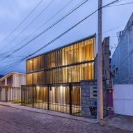Edificio Criba in Ambato, Ecuador by Rama Estudio