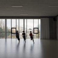 ESAC Circus School by Daniel Delgoffe