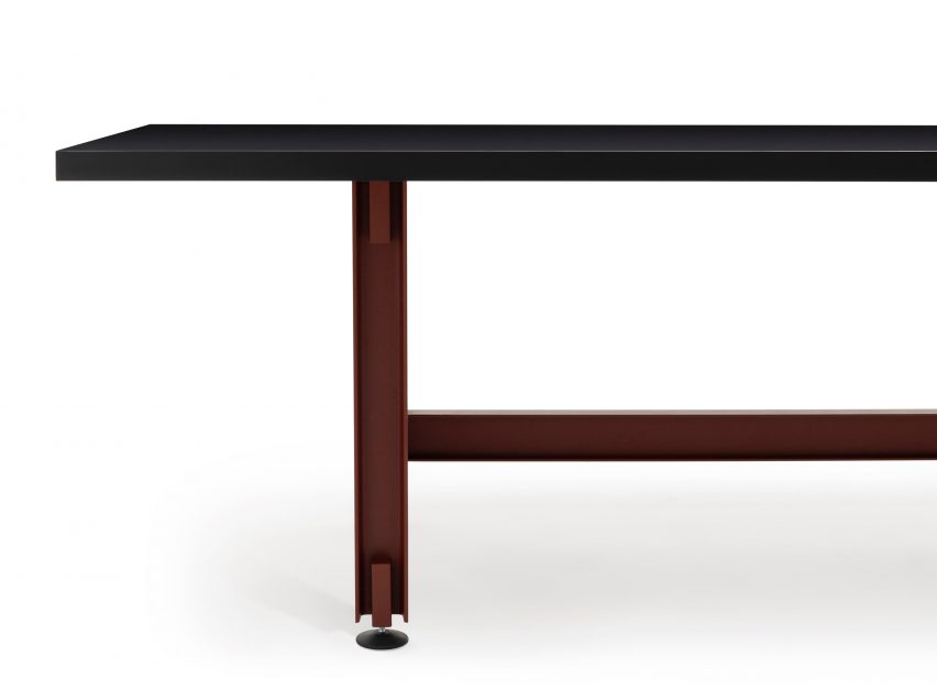 Beam Table by Konstantin Grcic for Established & Sons