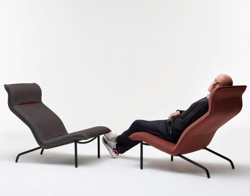 Lucio Lounge chair by SebastianWrong for Established & Sons
