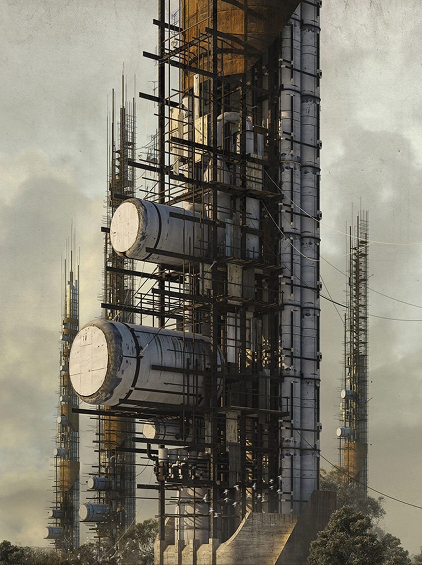 Conceptual skyscrapers: 2019 eVolo Skyscraper Competition winners