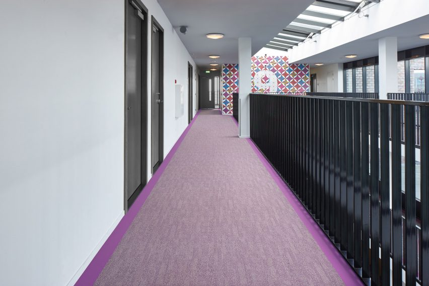 Flotex Colour range by Forbo