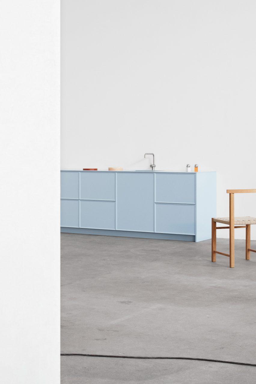 David Thulstrup And Muller Van Severen Hack Ikea Kitchens