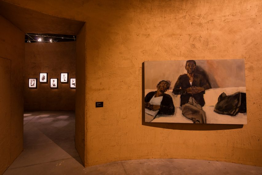 Ghana Freedom by David Adjaye at Venice Art Biennale