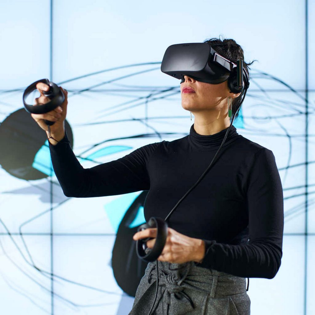Gravity Sketch Vr Software Lets Designers Switch Between 2d And 3d