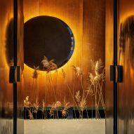 Hall of meditation by Hilarchitects