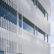 Hapimag headquarters in Steinhausen, Switzerland by Hildebrand