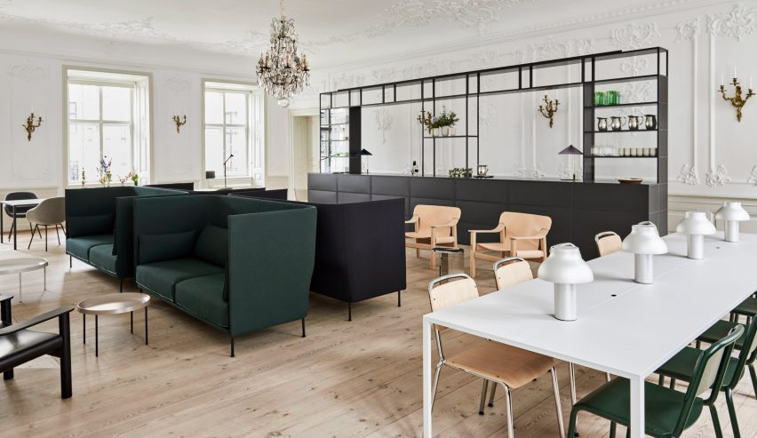 Hay Debuts New Homeware In 18th Century Palace In Copenhagen