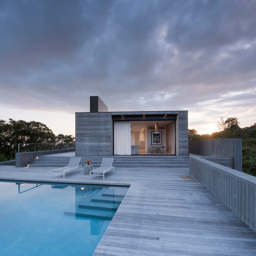 Hither Hills House by Bates Masi