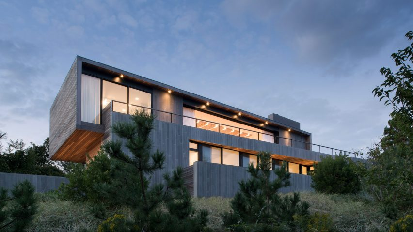 Hither Hills House by Bates Masi Architects