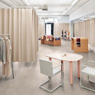 Snøhetta designs both online and physical spaces for Norwegian fashion label Holzweiler
