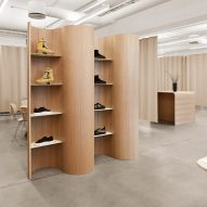 Holzweiler showroom by Snøhetta