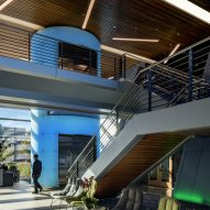 Innovation Curve Technology Park by Form4 Architects in Palo Alto, California