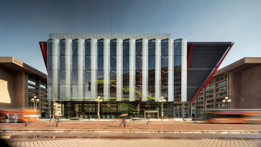 Stand Out Designs : Rogers stirk harbour partners designs spy museum to stand out in