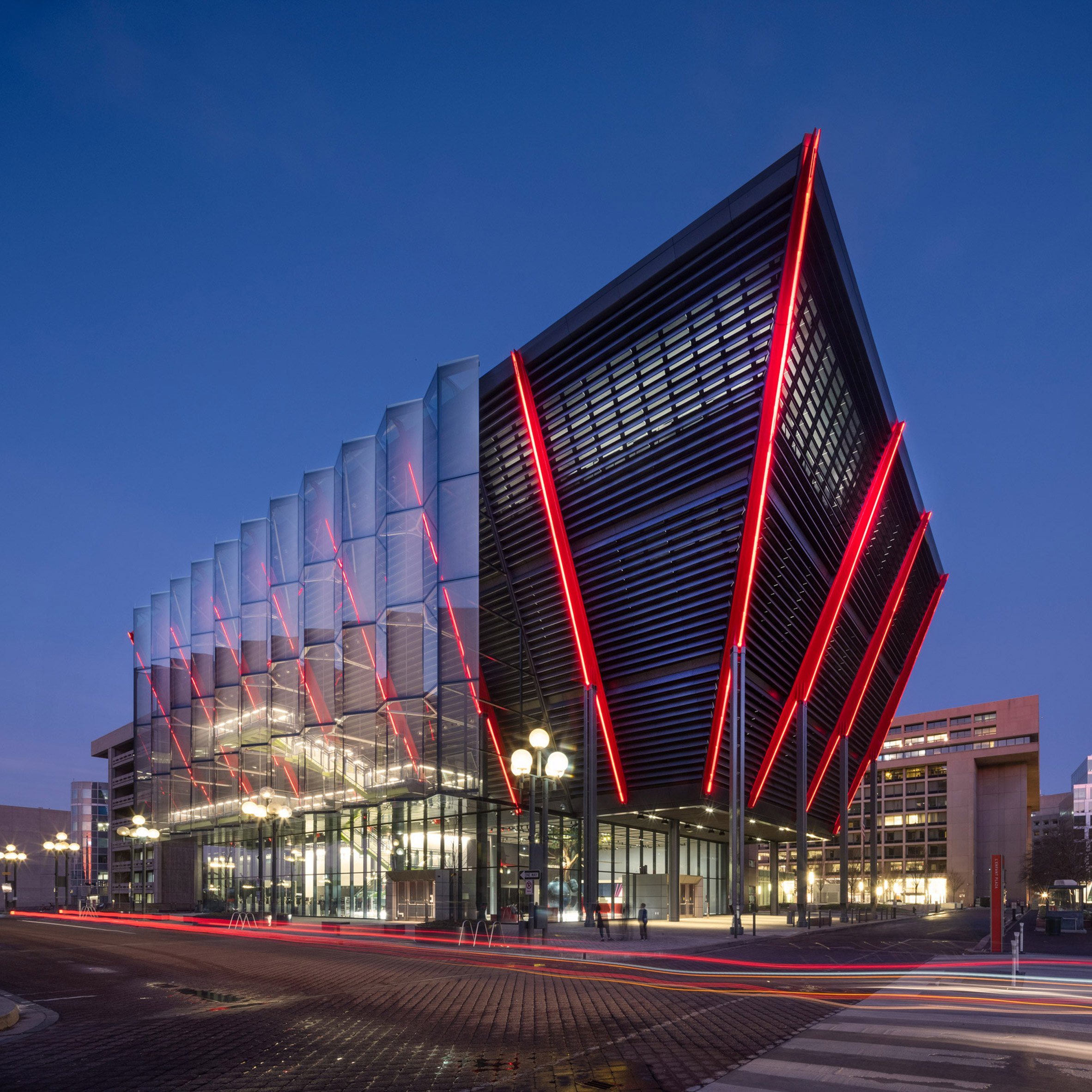 Top 10 US architecture projects of 2019: International Spy Museum by Rogers Stirk Harbour Partners