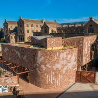Kálida Sant Pau Centre by EMBT and Patricia Urqiuola in Barcelona, Spain