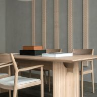 Karimoku Case Study furniture exhibition at Kinfolk Gallery, Copenhagen