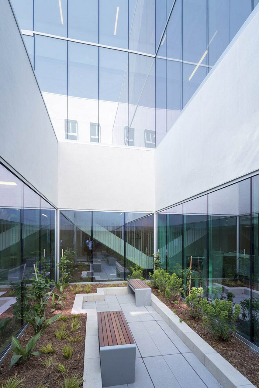 Los Angeles LGBT Center Anita May Rosenstein Campus by Leong Leong and KFA