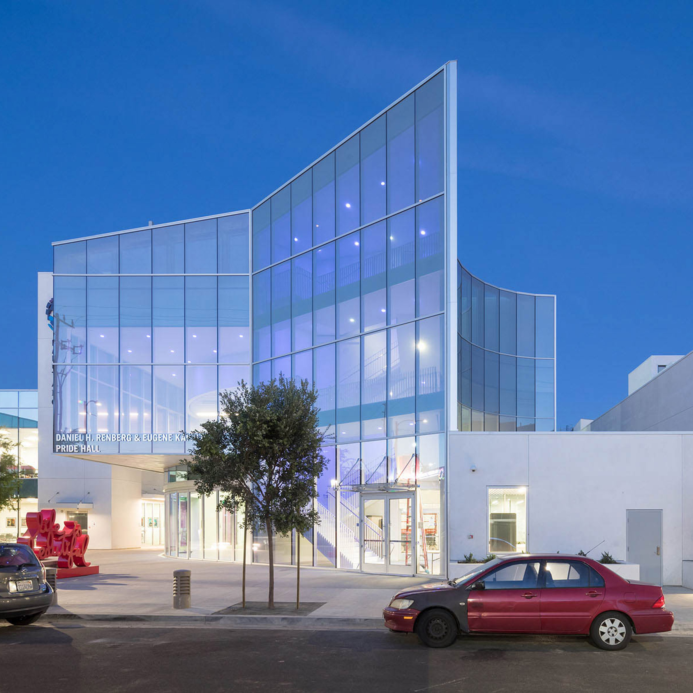 Top 10 US architecture projects of 2019: Los Angeles LGBT Center Anita May Rosenstein Campus by Leong Leong and KFA