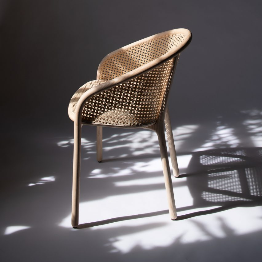 Latis chair by Samuel Wilkinson for The Conran Shop