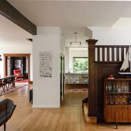 Lincoln Street Residence by Beebe Skidmore