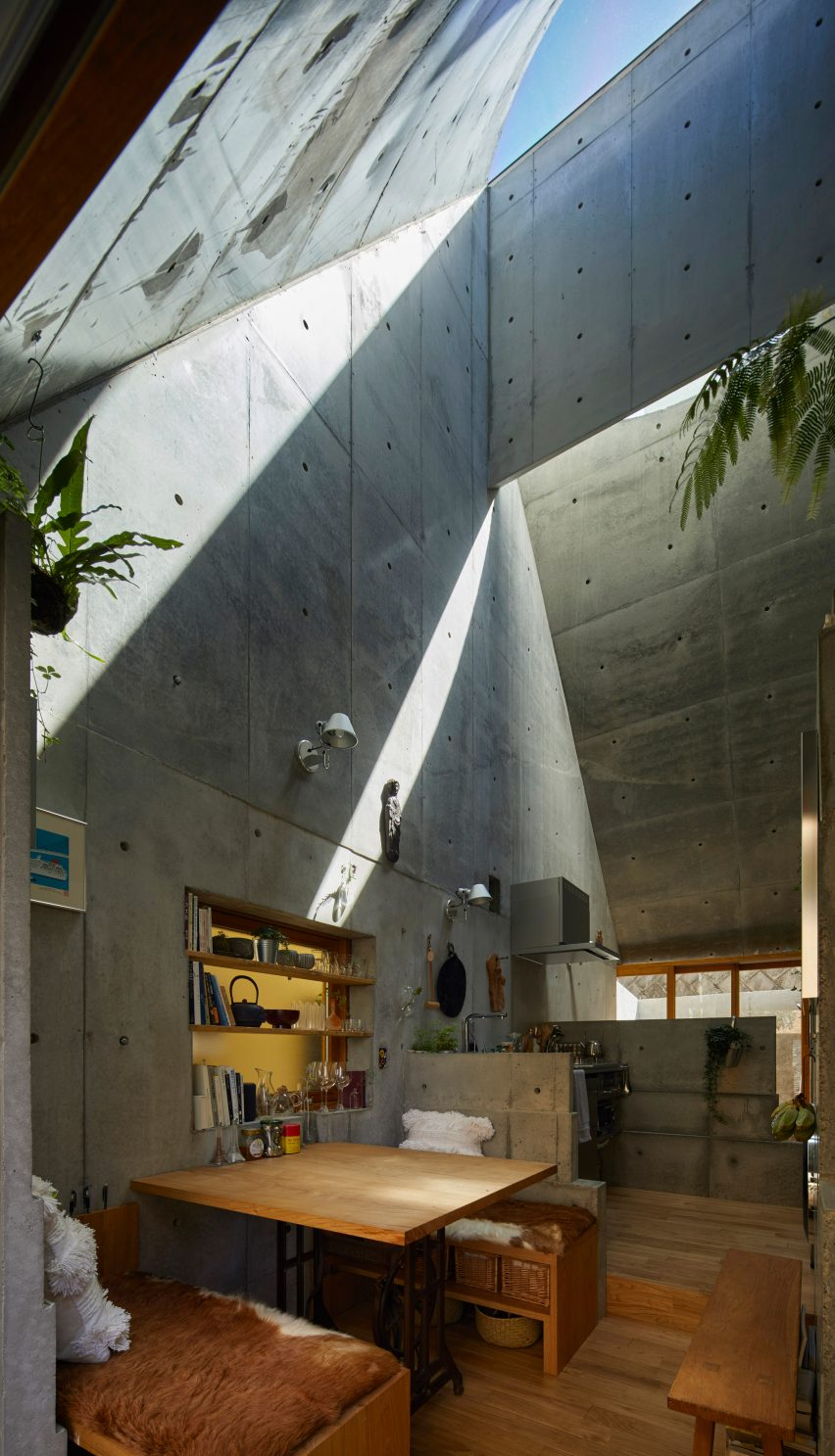 Love2 House by Takeshi Hosaka in Tokyo Japan