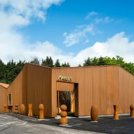 Maggie's Centre Cardiff by Dow Jones Architects