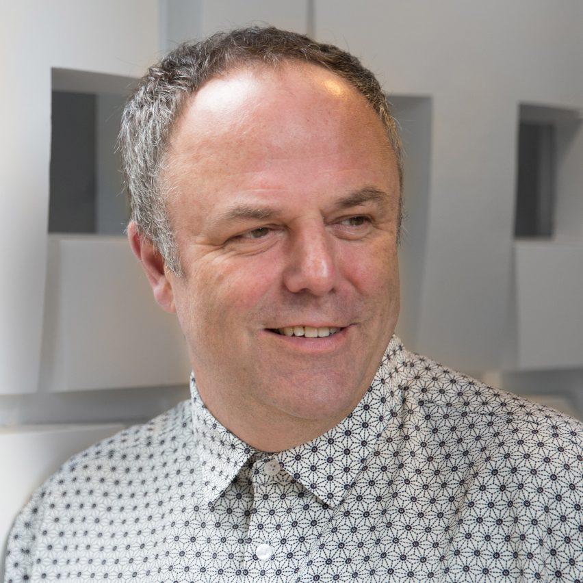 Klein Dytham co-founder Mark Dytham