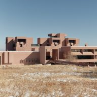 IM Pei's Mesa Lab in Colorado captured in new photographs