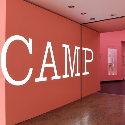 Camp: Notes on Fashion at the Met in New York
