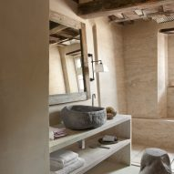 Monteverdi Tuscany boutique hotel by Michael Cioffi and Ilaria Miani