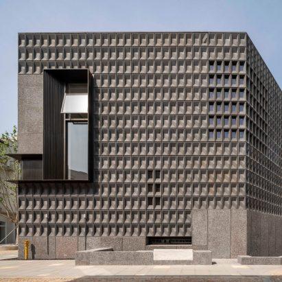 Neri&Hu reveals Aranya Art Center in Qinhuangdao