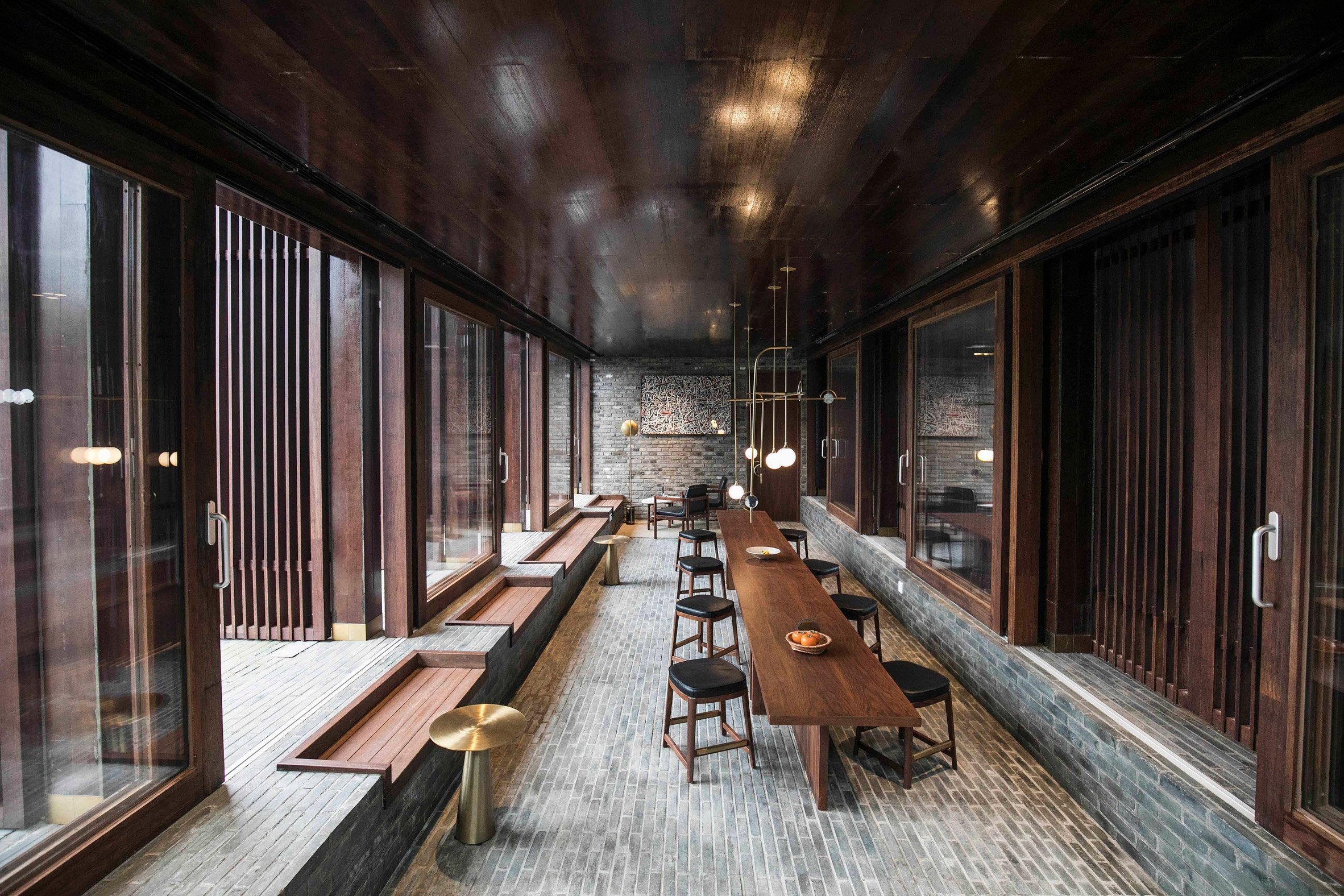 The Tsingpu Yangzhou Retreat by Neri&Hu won New Concept of the Year at the 2019 AHEAD Asia Awards