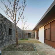 "Neri&Hu looked to ""traditional courtyard house typology"" for Tsingpu Yangzhou Retreat"