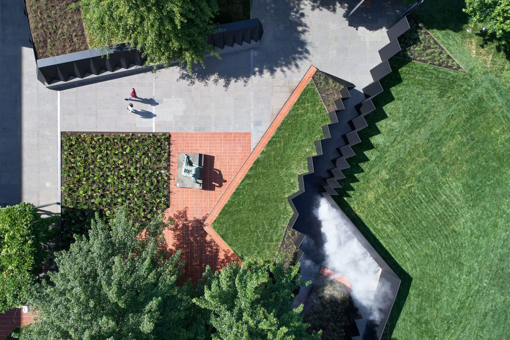 NGV Pavilion 2018 by Muir and Openwork